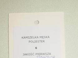 Biała Kamizelka Ślubna