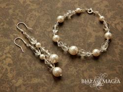 Biała Magia- Autorska biżuteria ślubna