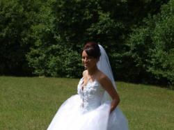 Biała oryginalna Princessa