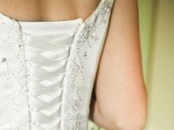 Biała sukienka Cosmobella z USA + gratisy