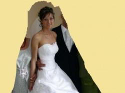 Biała suknia Emmi Mariage Lavende 36-38