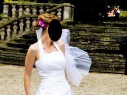 Biała suknia rozm. 34/36 + GRATISY