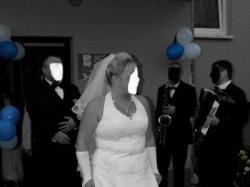 Biała Suknia rozmiar 46 - 50