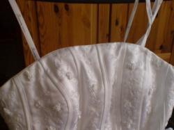 Biała suknia Sincerity 3022