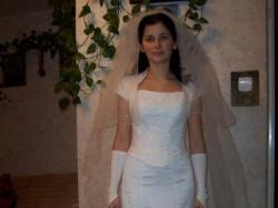 biala suknia slubna