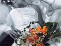 Biała suknia ślubna Casuela + dodatki GRATIS!!