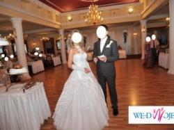 biała suknia ślubna (Emmi Mariage-Romance) 36 / 38wzr.165 - 170cm