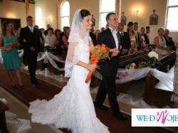 Biała suknia ślubna MADONNA PRONOVIAS LATINA