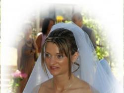 Biała suknia ślubna, model SONDIC