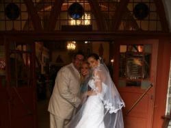 biała suknia ślubna na wzór pronovias