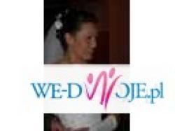 Biała suknia ślubna roz.36-38 tanio