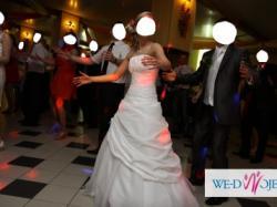 Biała suknia ślubna rozm.34-36