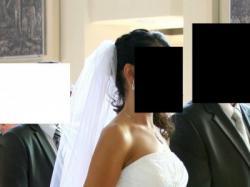 Biała suknia ślubna - Urszula Mateja model 930