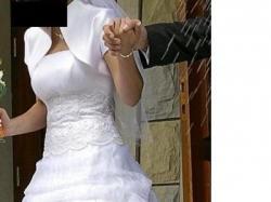 "Biała suknia ślubna ""Vanessa"""
