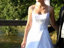Biała suknia ślubna Wrocław