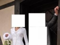Biała suknia ślubna z szyfonu. 36/38. 350 zł!!!