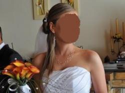 Biała suknia SPOSA - Pret'a Porter - BERLIN