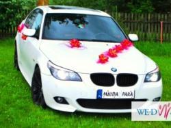 Białe BMW na wyjątkowe okazje...