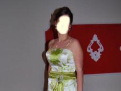 BICICI niepowtarzalna suknia, sukienka
