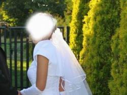 Bielusieńka suknie ślubna