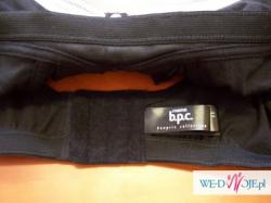 Biustonosz na ciążę i do karmienia czarny bawełna 105D nowy