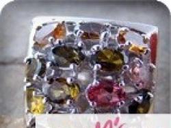 bizuteria srebrna z kamieniami naturalnymi