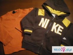 Bluza Kurtka kombinezon i inne firmowe Next George H@M 0-2lat