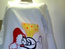 bluzeczki świąteczne wzory