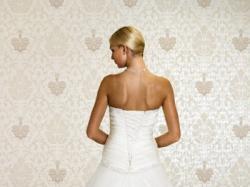 bolerko + suknia + welon