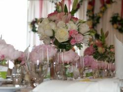 Bukiety ślubne, dekoracje weselne- przyjazne ceny.