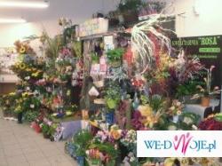 Bukiety ślubne - kwiaty na telefon Żywiec i okolice