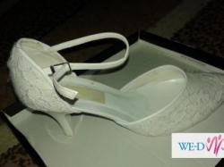 butki ślubne roz 38