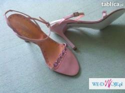 Buty kolor łososiowy Nowe 39