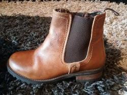 Buty skórzane firmy EMMA