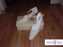 Buty ślubne 40