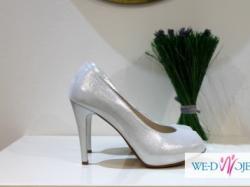 Buty ślubne la boda, 40