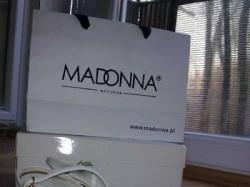 Buty ślubne Madonna