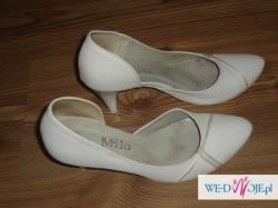 Buty ślubne Milo r.36