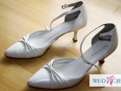 buty ślubne rozmiar 38 (Arte di Roma)