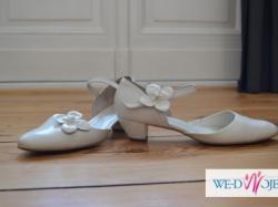 Buty ślubne Ryłko 38,5