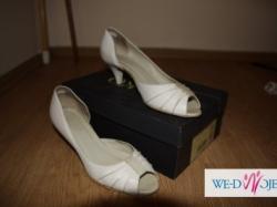 Buty ślubne Ryłko, rozmiar 38