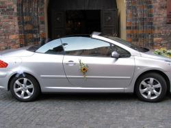 Cabrio do ślubu kabriolet auto samochód na ślub Łódź Kalisz