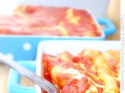 Cannelloni Arrighi z papryką - przepis