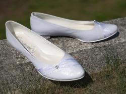 CASANI buty ślubne na miarę duże  białe i weselne wizytowe www.casani.pl