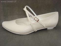 CASANI buty ślubne na miarę duże buty białe i kolorowe komunijne
