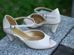 cb3b3e4bd6fd1 ... CASANI buty ślubne na miarę duże buty białe i kolorowe komunijne