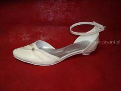 CASANI Obuwie ślubne duże i małe rozmiary buty na zamówienie