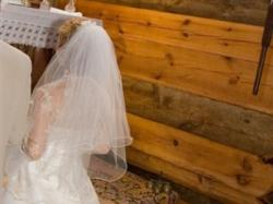 Chantilly, ROMANTYCZNA suknia szyta z całości+ haftowane bolerko, lipiec 2006