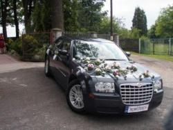 ''Chrysler 300c do ślubu''