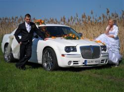 Chrysler 300c - limuzyna na Twoj ślub i wesele